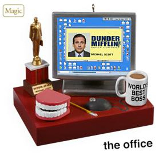 2009 The Office - World's Best Boss