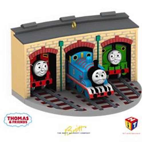 2009 Thomas The Train - Christmastime With Thomas