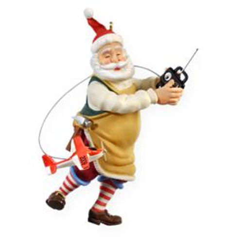 2009 Toymaker Santa #10