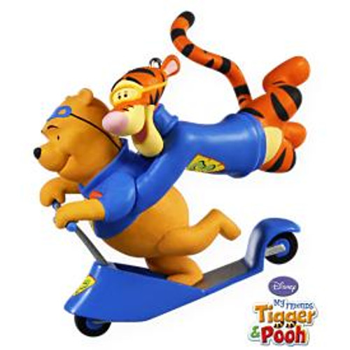 2009 Winnie The Pooh - My Friends - Tigger And Pooh