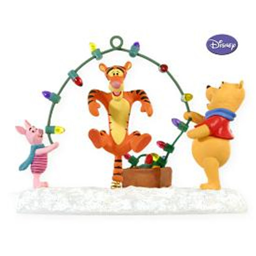 2009 Winnie The Pooh - Tigger's Bouncy Holiday