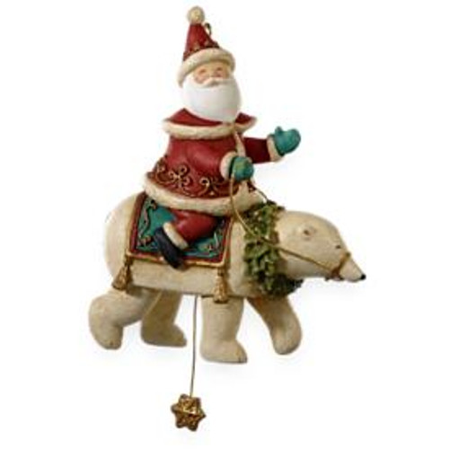 2009 Yuletide Treasures #4 - Santa's Magical Bear