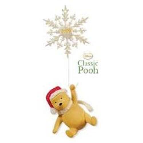 2009 Winnie The Pooh - Poohs Twinkly Snowflake