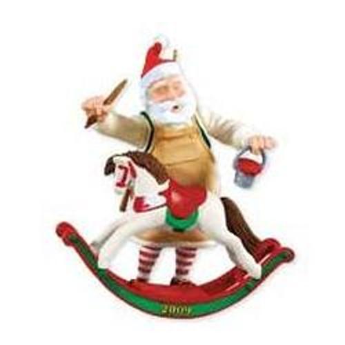 2009 Toymaker Santa Limited