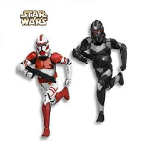 2009 Star Wars - Clone Troopers SDCC - Limited