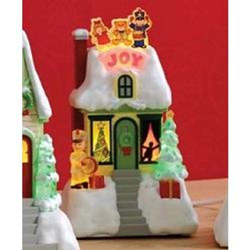 2009 Caroling Cottages - Joy