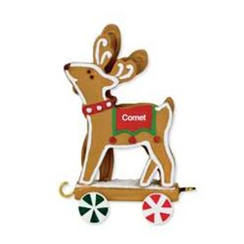 2009 Santa Sleigh Collection - Comet - Cupid