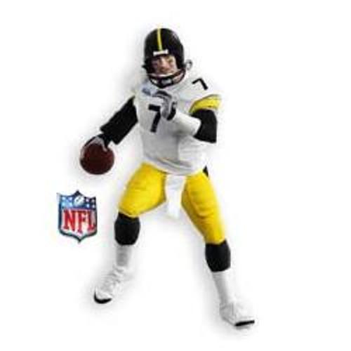 2009 Football Ben Roethlisberger - Super Bowl - Ltd
