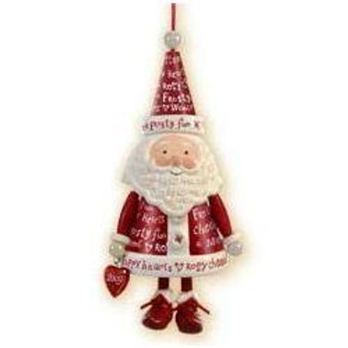 2009 Santa's Merry Heart
