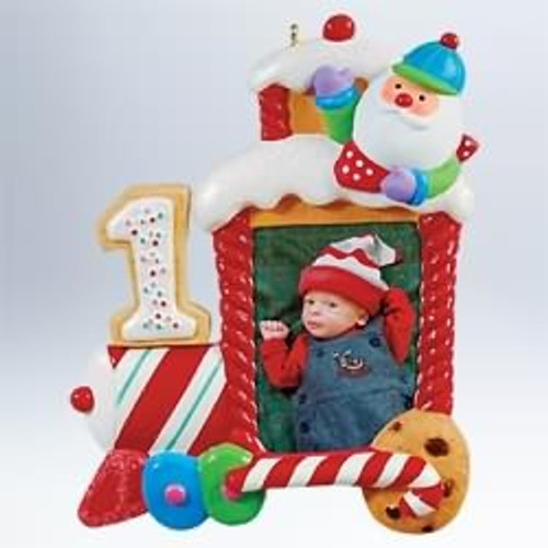 2011 My First Christmas - Train