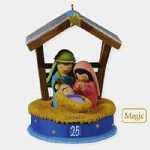 2010 The Story Of Christmas - Advent Countdown