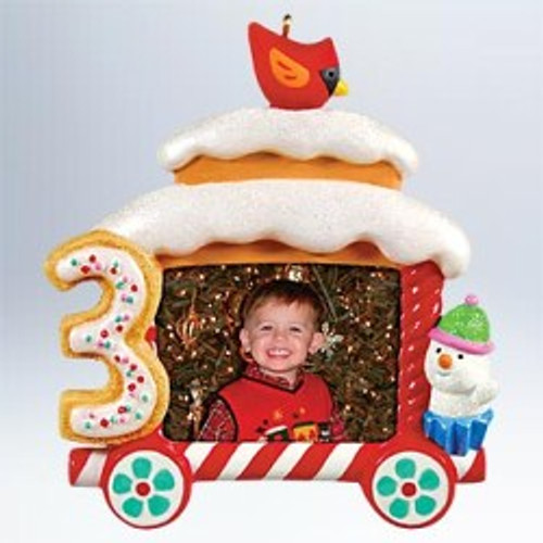 2011 My Third Christmas - Train