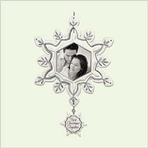 2005 1st Christmas Together - Photoholder