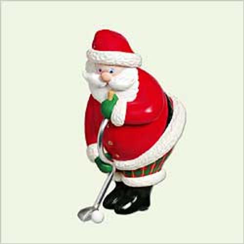 2005 A Putter For Santa