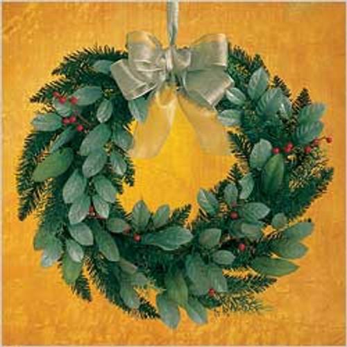 2005 Joyful Tidings - Angels - Display Wreath