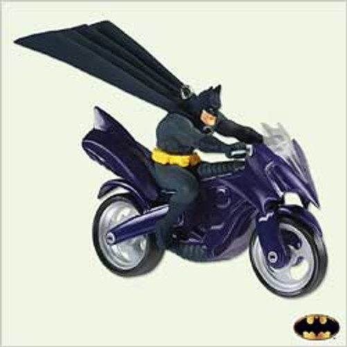 2005 Batman - Batcycle