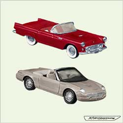 2005 Classic Cars - Ford T-bird Anniv