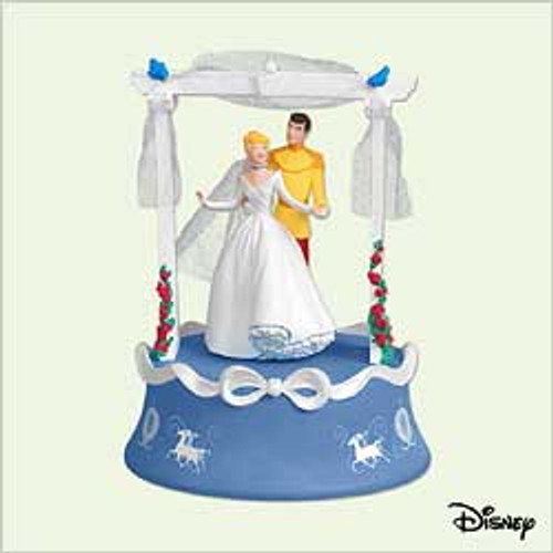 2005 Disney - Cinderella - Wedding Day