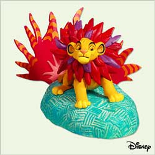 2005 Disney - Mighty Simba