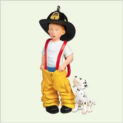 2005 Dreaming Big - Firefighter