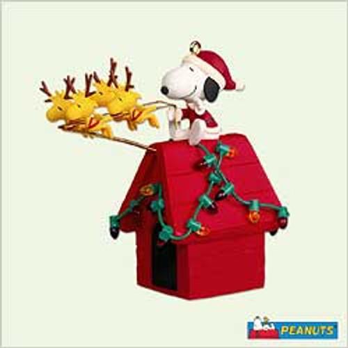 2005 Peanuts - Santa Beagle