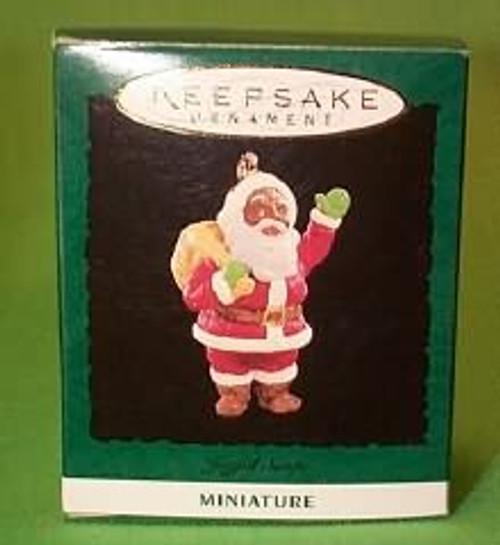 1995 Joyful Santa