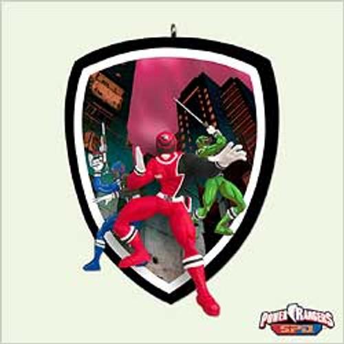 2005 Power Rangers