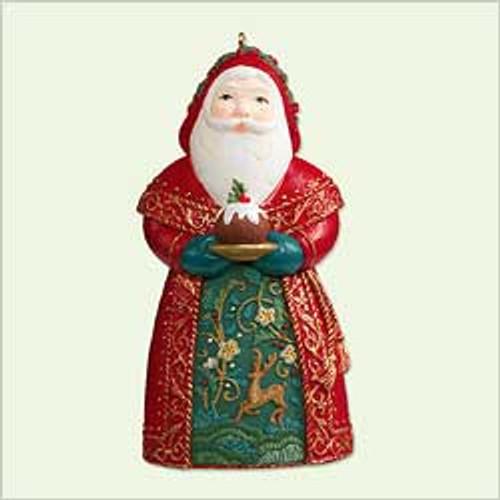 2005 Santas From Around The World - England