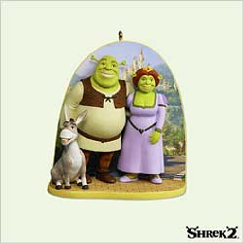 2005 Shrek And Princess Fiona