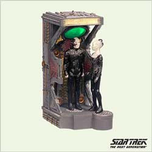 2005 Star Trek - Locutus Of Borg