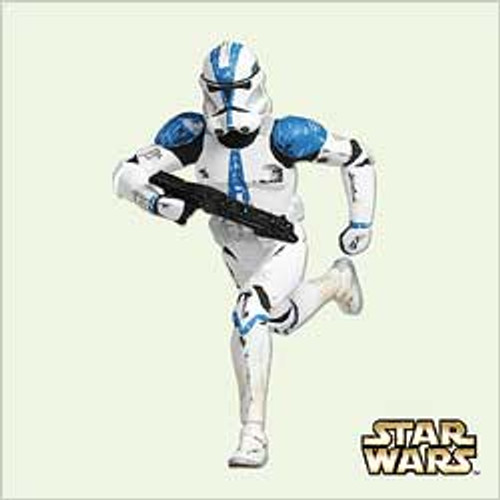 2005 Star Wars - Clone Trooper Lt