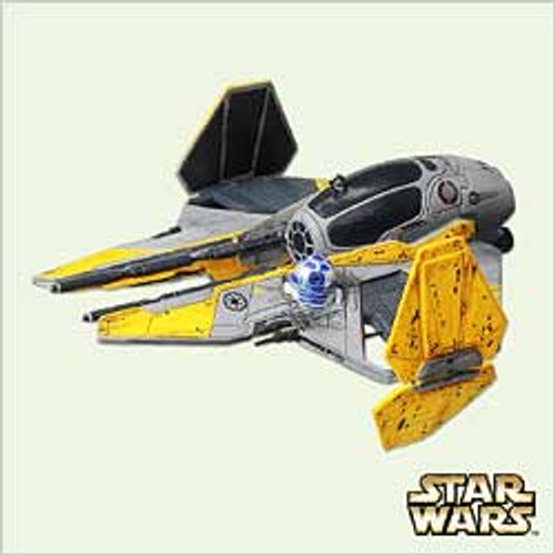 2005 Star Wars - Jedi Starfighter
