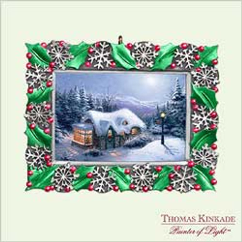 2005 Thomas Kinkade - Silent Night