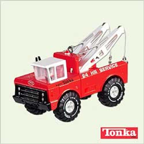 2005 Tonka - Wrecker
