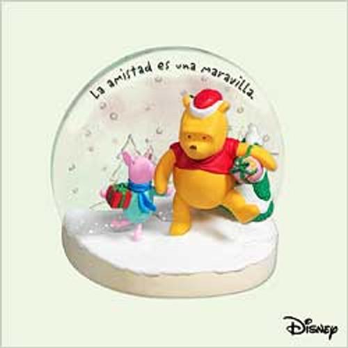 2005 Winnie The Pooh - True Friends - Spanish