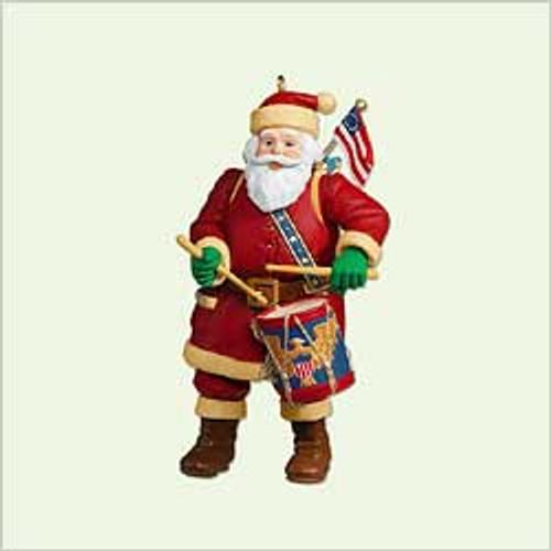 2005 Yankee Doodle Santa