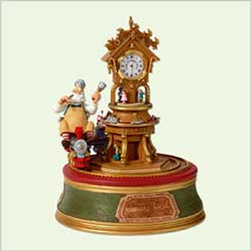 2005 The Merry Old Toymaker