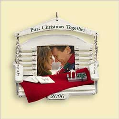 2006 1st Christmas Together - Photo