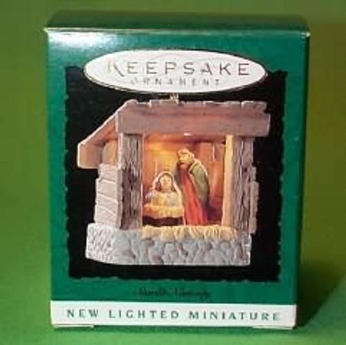 1995 Starlit Nativity