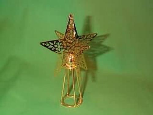 1995 Shining Star Tree Topper
