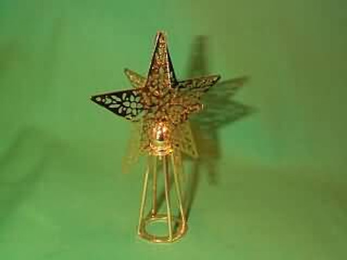 1995 Shining Star Tree Topper