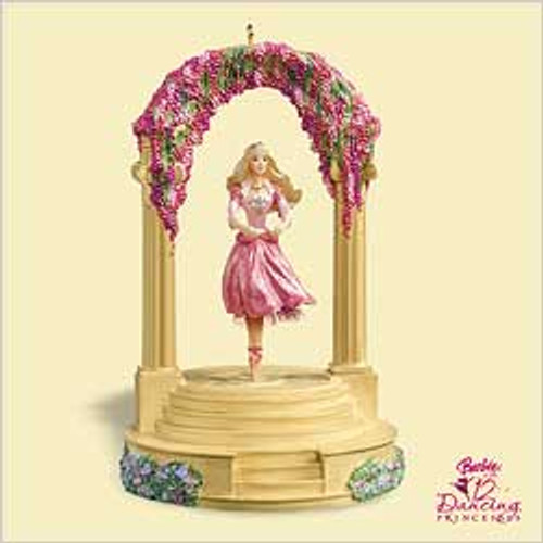 2006 Barbie - Princess Dancing