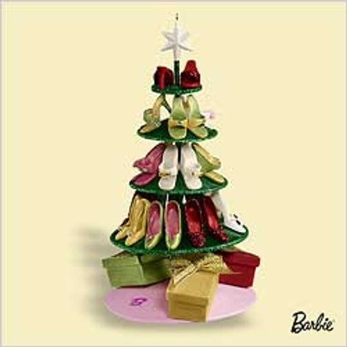 2006 Barbie - Shoe Tree