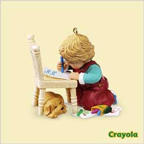2006 Dear Santa - Crayola