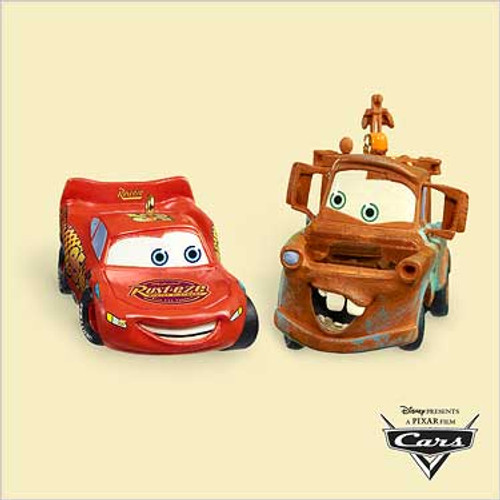 2006 Disney - Pixar - Cars - Lightning Mcqueen