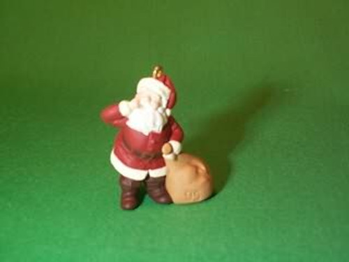 1995 Night Before Christmas #4 - Santa