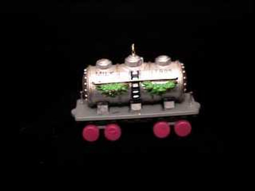 1995 Noel Railroad #7 - Tank Car