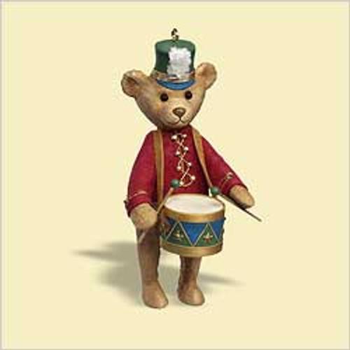 2006 North Pole Band Teddy