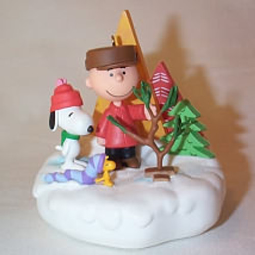 2006 Peanuts - Club - Christmas Tree