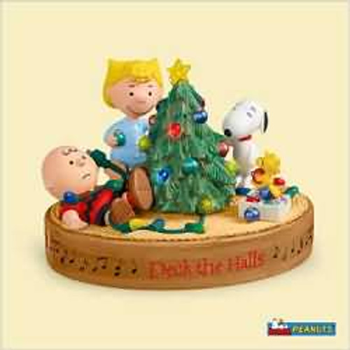 2006 Peanuts - Deck The Halls